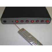 RC7 - IR Steckdosenschaltbox