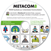 METACOM 8 CD Einzelplatzversion