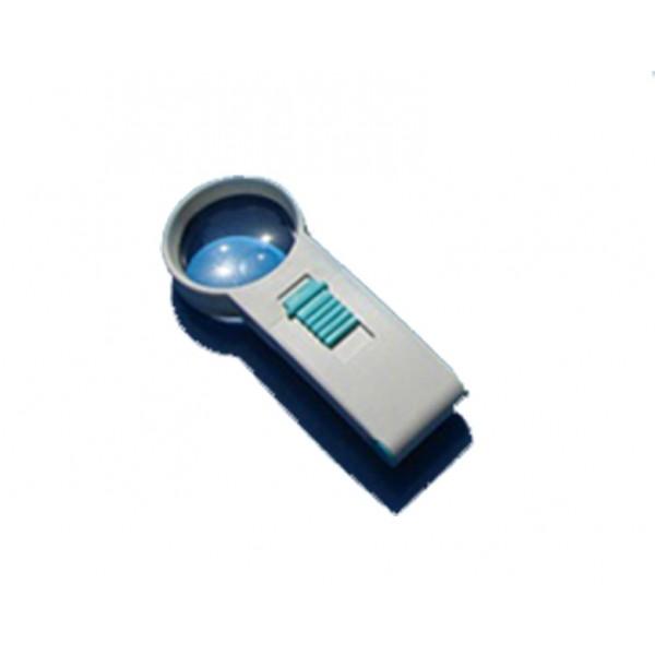 LED-Handlupe mit Licht