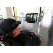 Augensteuerung Seetech Wheelchair